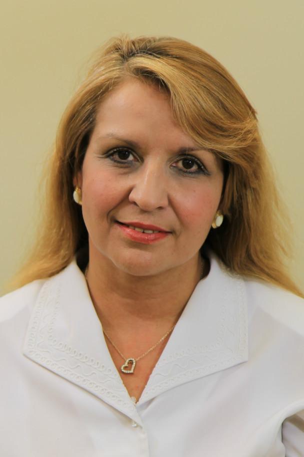 Silvia McGinley